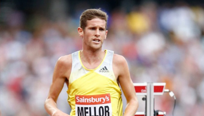 Rocktape catches up with GB middle/long distance runner, Jonny Mellor