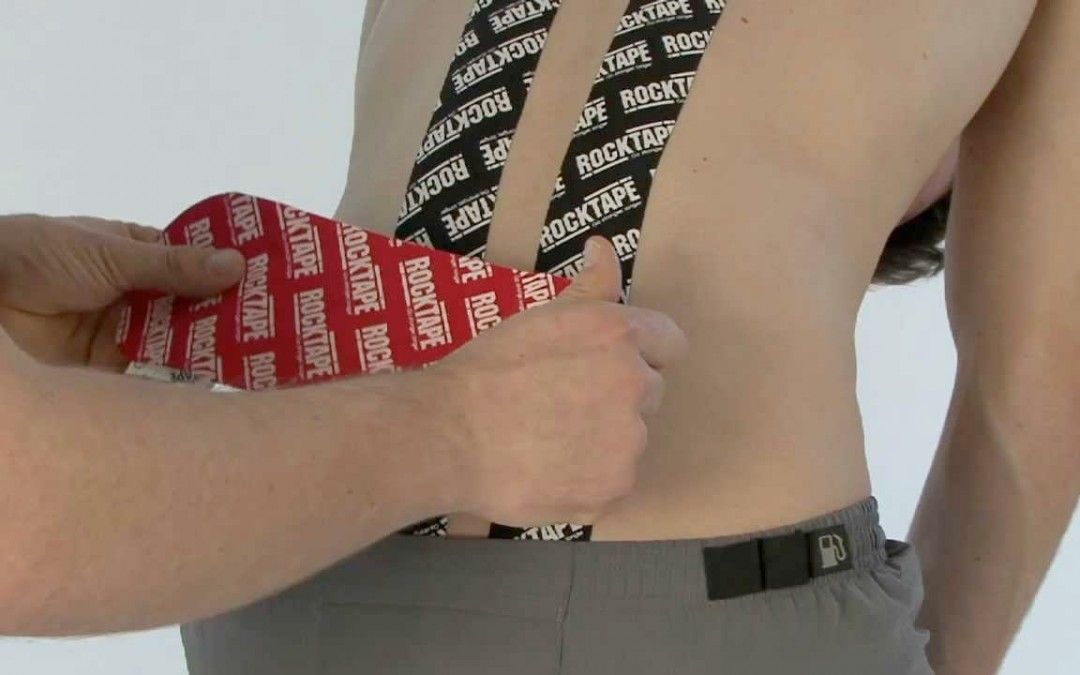Kinesiology tape shown to help acute low back pain