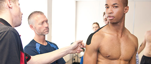 kinesiology courses uk
