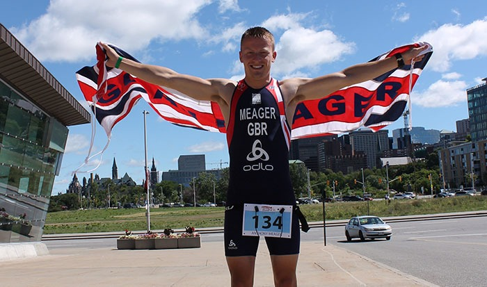 Rocktape recently caught up with GB age-group and World Championship Silver Medal winning duathlete, Anthony Meager.