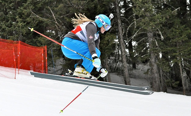 The Emily Sarsfield Ski Cross Camp