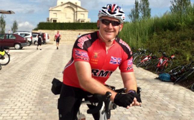 Unite and Bike for Heroes