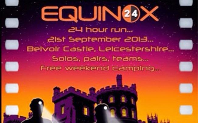 Equinox 24 hour race
