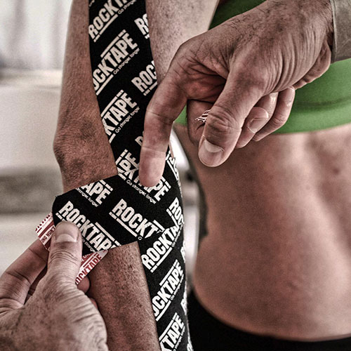 Kinesiology Taping Gallery