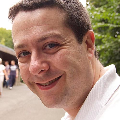 Paul Gray MCSP