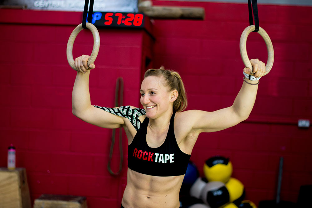 Crossfit Regional's and dealing with injury By Beth Hoggarth (RockStar)