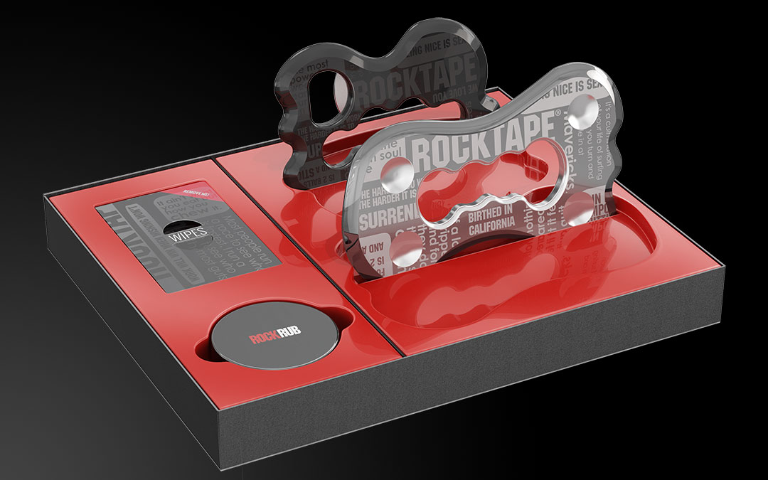 RockBlades®: RockTape Introduces the Latest in IASTM Technology