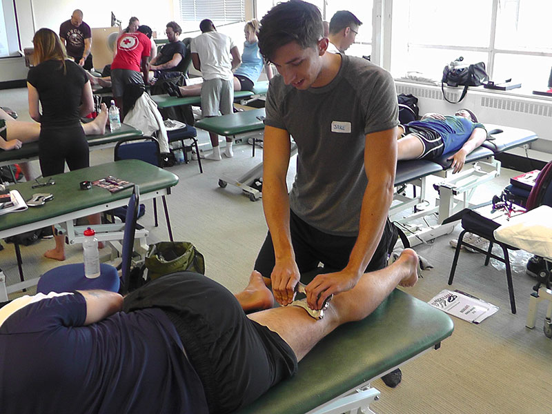 RockDoc, STA member and co-owner of RMA Exercise Rehabilitation Jake Brougham has provided a report on his attendance at our latest RockBlades IASTM course.