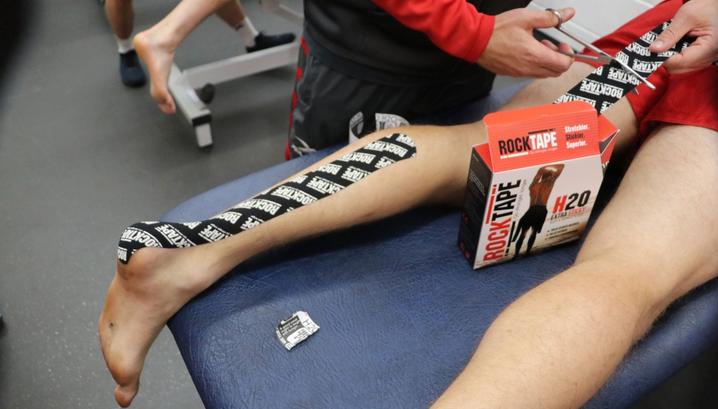 RockTape continue to supply Gloucester Rugby as they aim for Premiership success