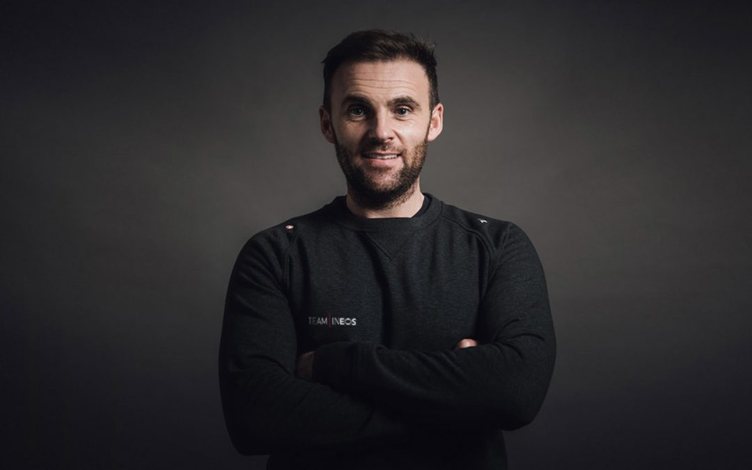 Nathan Thomas – Physiotherapist with Team Ineos