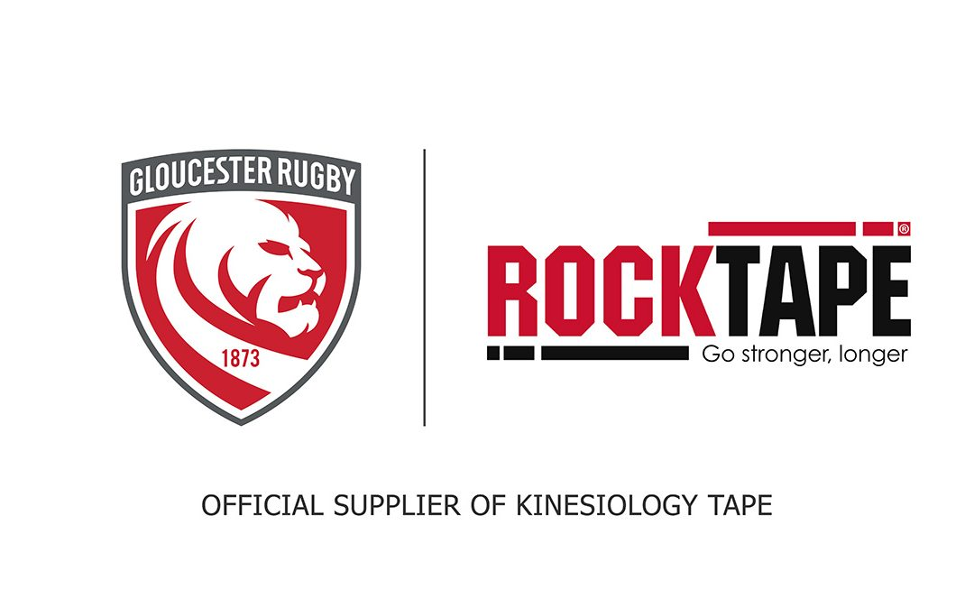 Gloucester Rugby and RockTape