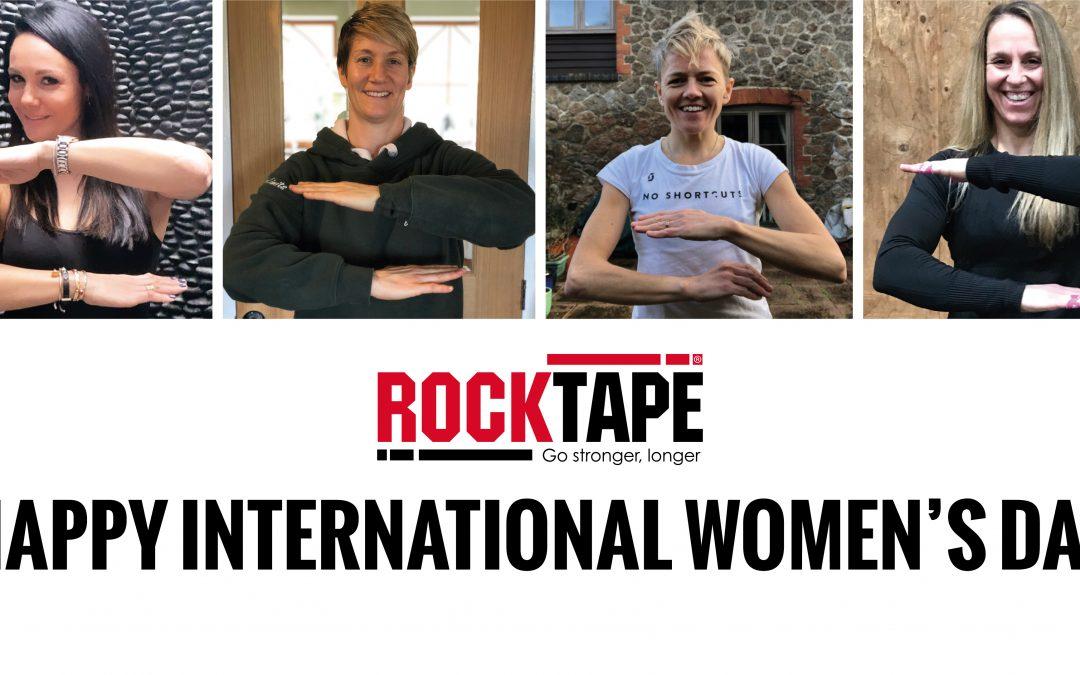 RockStars celebrating international women's day