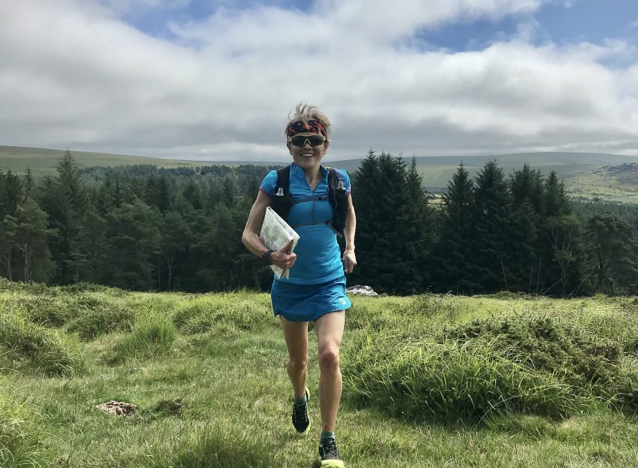 Rockstar and EIS Physio Jo Meek talks lockdown running in Dartmoor