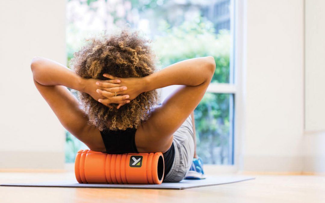 10 Exercises For A Foam Roller Workout